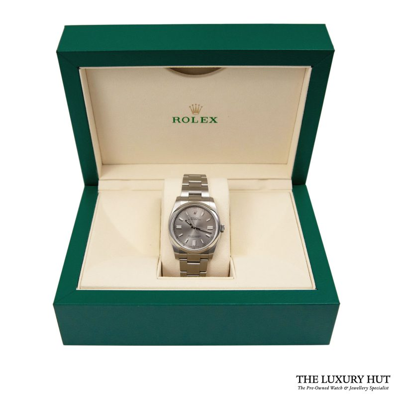 Shop Rolex Oyster Perpetual Watch