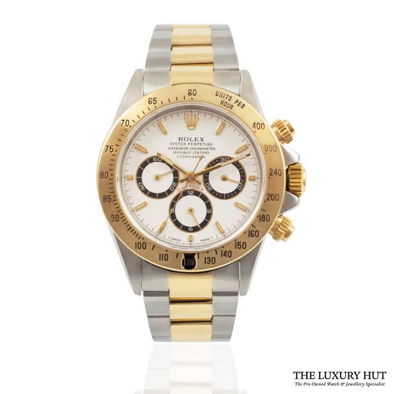 Shop Rolex Zenith Daytona 40mm Watch Ref: 16523
