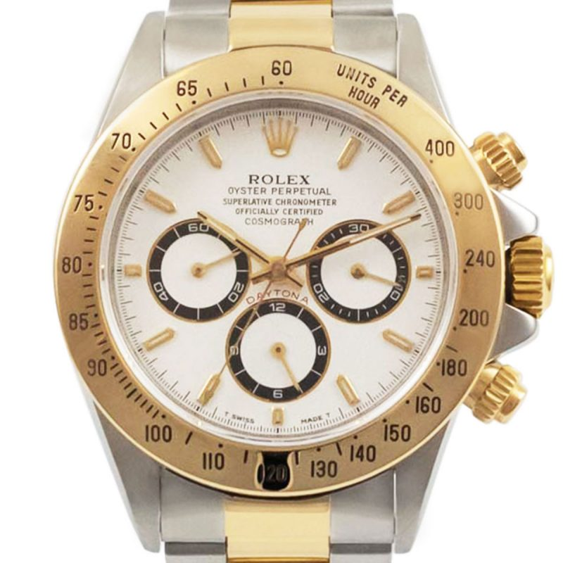 Rolex Zenith Daytona 40mm Watch Ref: 16523