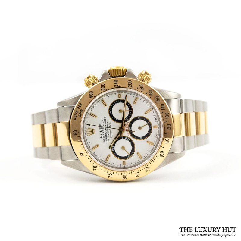 Shop Rolex Zenith Daytona Watch Ref: 16523
