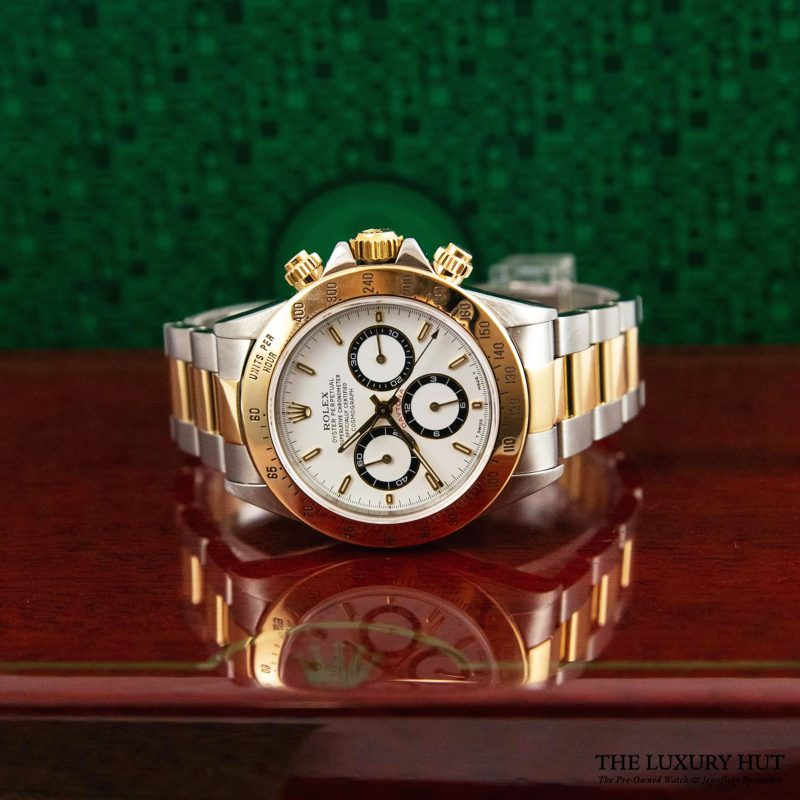 Rolex Zenith Daytona 40mm Watch