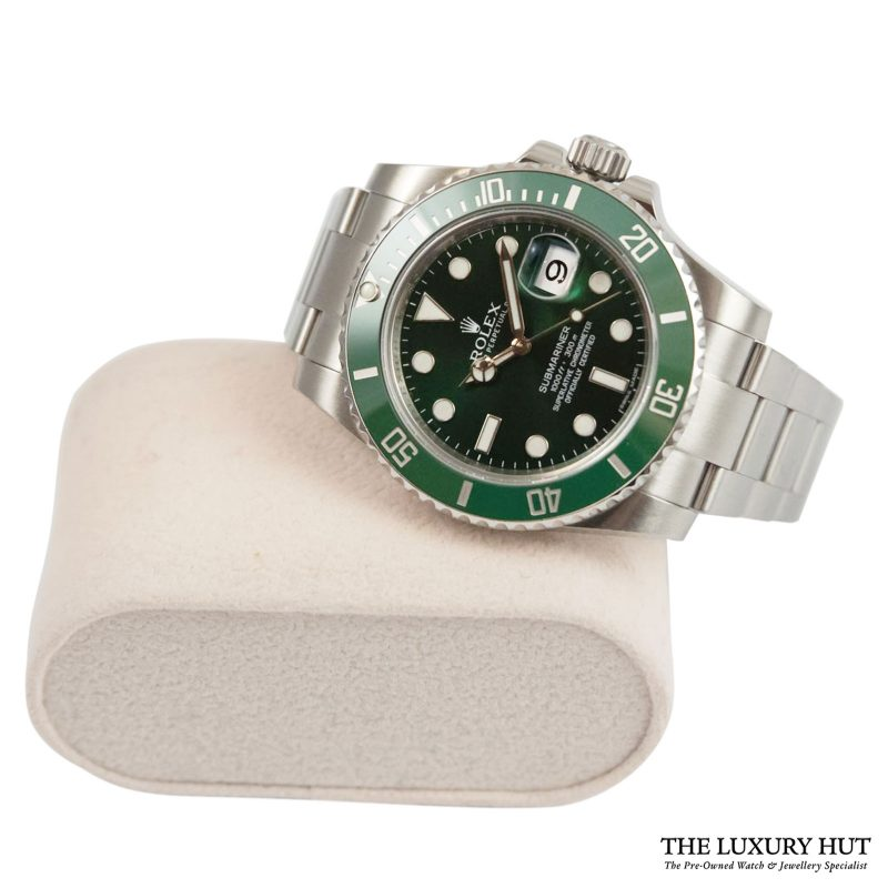 Rolex Submariner Hulk Watch