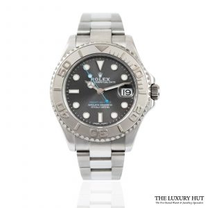 Shop Rolex Yacht-Master 37mm Watch Ref: 268622
