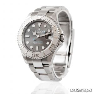 Rolex Yacht-Master 37mm Watch Ref: 268622