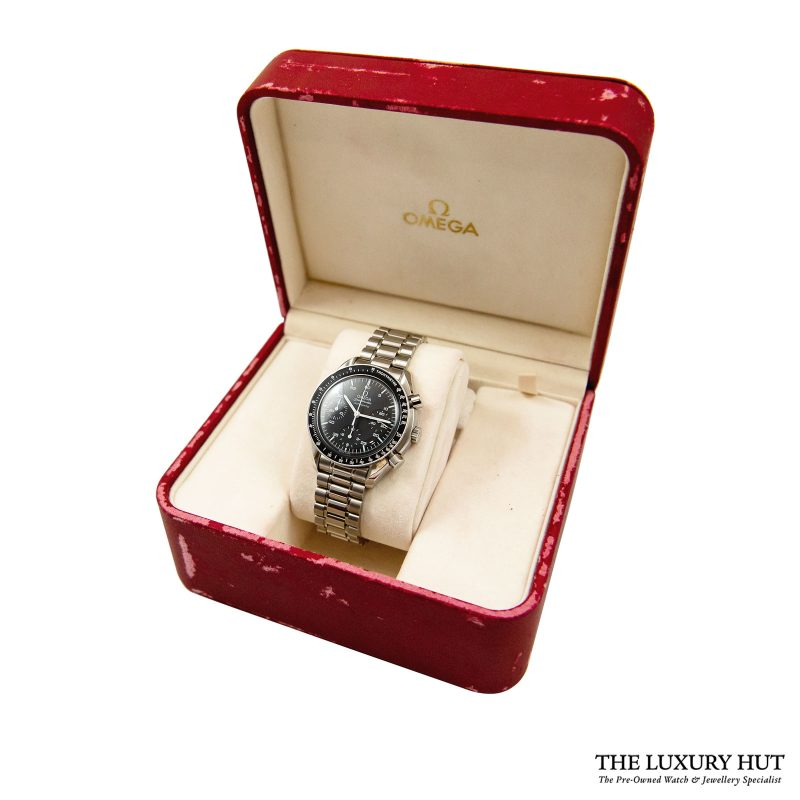 Omega Speedmaster Automatic Watch Ref: 35105000