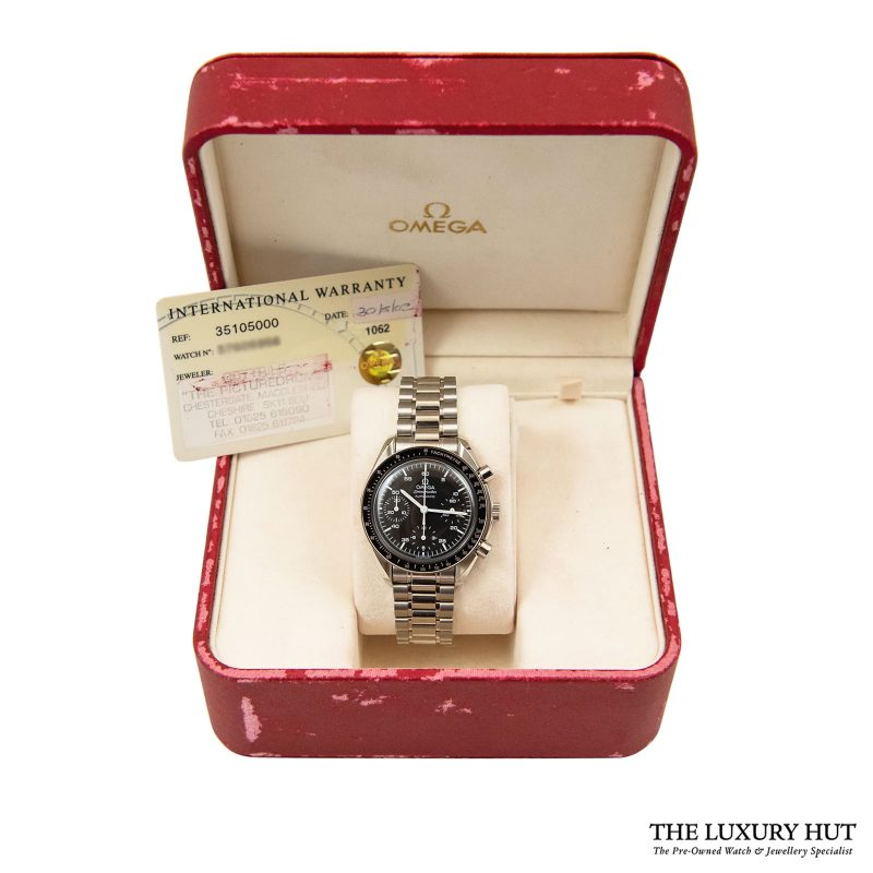 Omega Speedmaster Automatic Watch