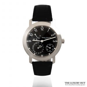 Shop Patek Philippe Complications Watch Ref: 5055G-001