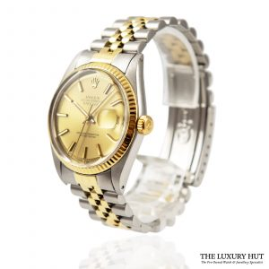 Shop Vintage Rolex Datejust Watch Ref: 1601