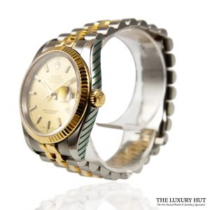 Shop Rolex Datejust Watch Ref: 116233