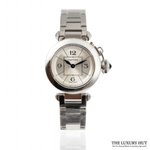 SHOP Pasha de Cartier Ladies Quartz Watch Ref: 2973