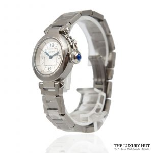 Pasha de Cartier Ladies Quartz Watch Ref: 2973