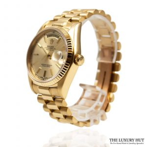 Shop Rolex Oyster Perpetual Day-Date Watch
