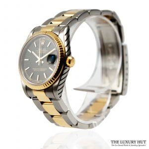 Ladies Rolex Datejust Midsize Watch Ref: 68273
