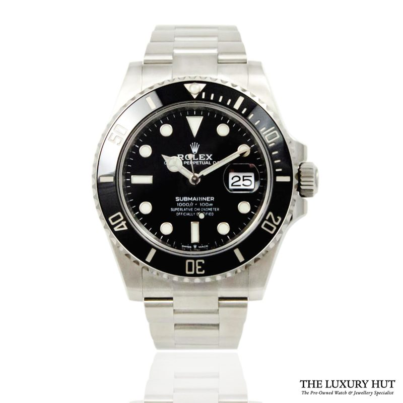 Shop Rolex Submariner Date Watch Ref: 126610LN