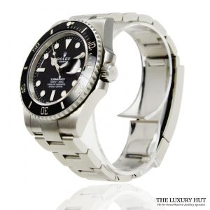 Rolex Submariner Date Watch Ref: 126610LN