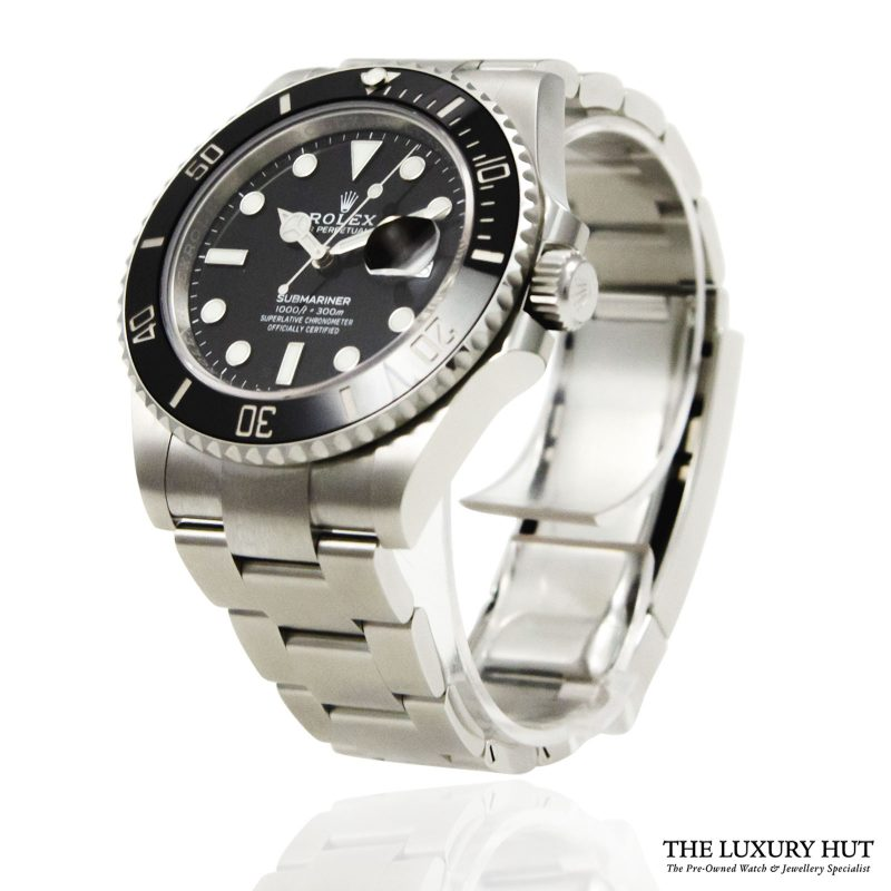 Rolex Submariner Watch Ref: 126610LN