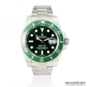 Shop Rolex Submariner Hulk Watch Ref: 116610LV