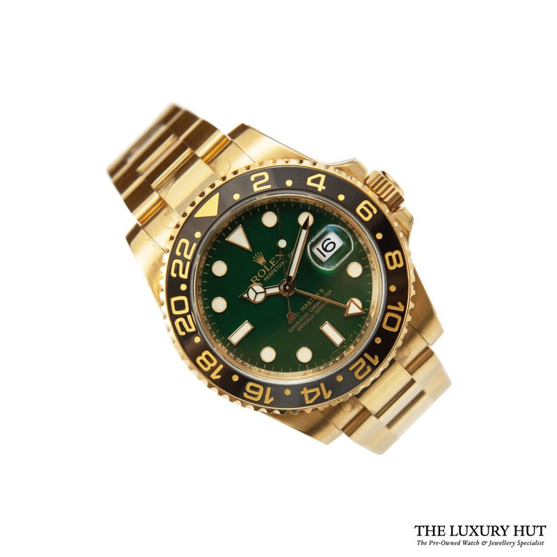 Rolex GMT-Master 2 40mm Watch Ref: 116718LN