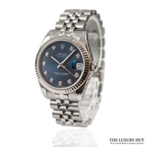 Ladies Rolex Datejust 31mm Watch Ref: 178274