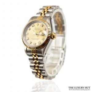 Ladies Rolex Datejust Watch Ref: 69173