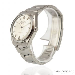 Rolex Air-King Super Precision Watch Ref: 5500