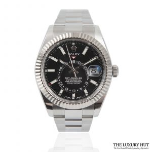 Shop Rolex Sky-Dweller 42mm Watch Ref: 326934