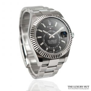 Rolex Sky-Dweller 42mm Watch Ref: 326934