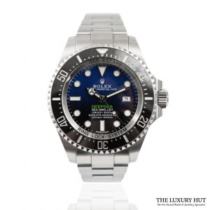 Shop Rolex Sea-Dweller Deepsea Watch Ref: 116660
