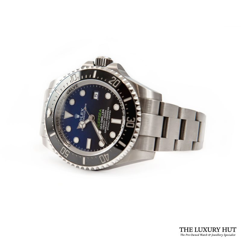 Rolex Sea-Dweller Deepsea Watch Ref: 116660