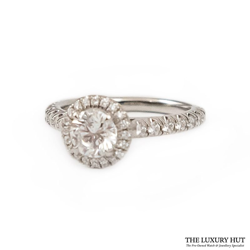 Buy Cartier Platinum Destinee Solitaire Ring