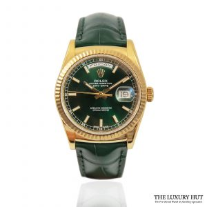 Buy Rolex Oyster Perpetual Watch Ref: 118138