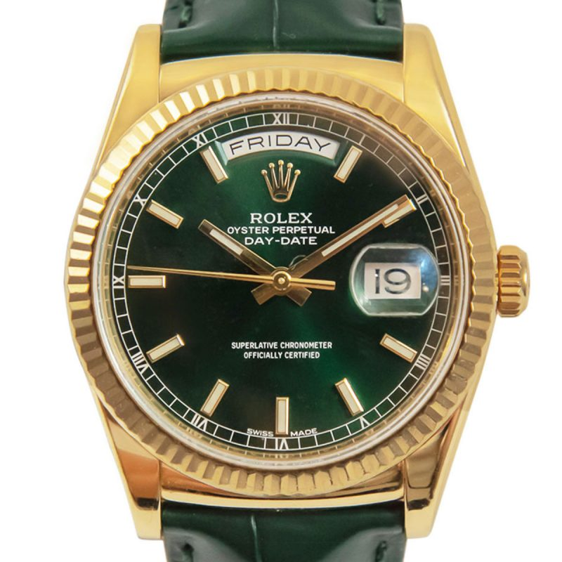 Rolex Oyster Perpetual Watch Ref: 118138