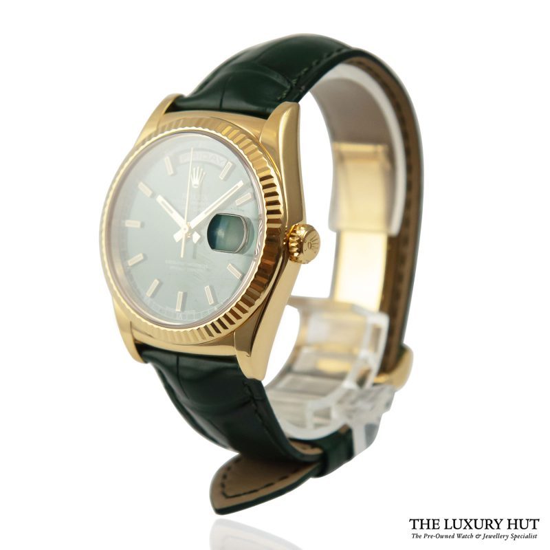 Buy Rolex Oyster Perpetual Ref: 118138