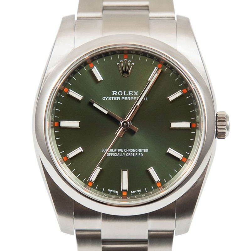 Buy Rolex Oyster Perpetual Watch Ref: 114200