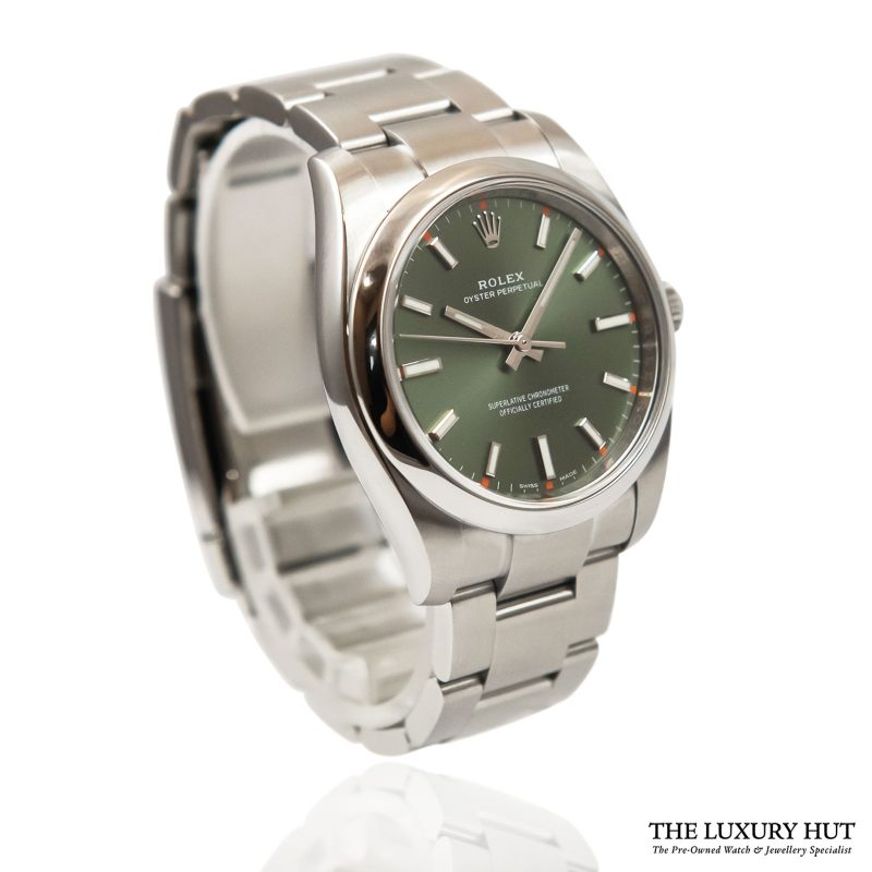 Rolex Oyster Perpetual Watch Ref: 114200