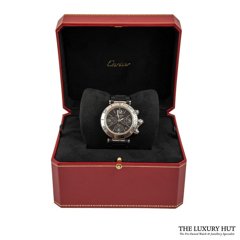 Buy Cartier Pasha Seatimer Automatic Ref: 2995
