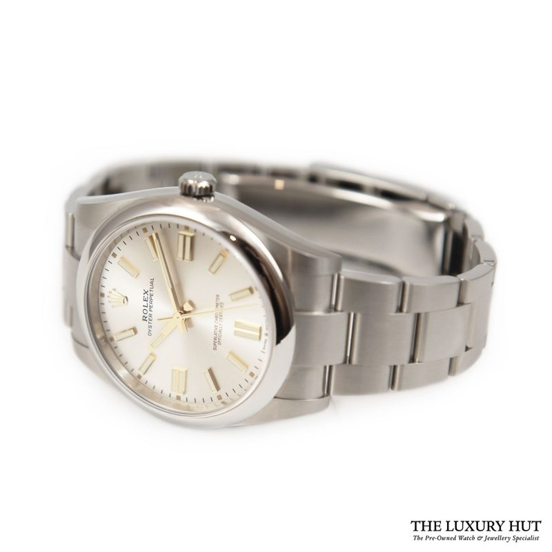 Rolex Oyster Perpetual 2020 Watch Ref: 124300