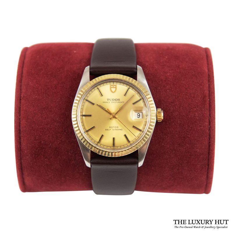 Tudor Prince Oyster Date Ref: 7989