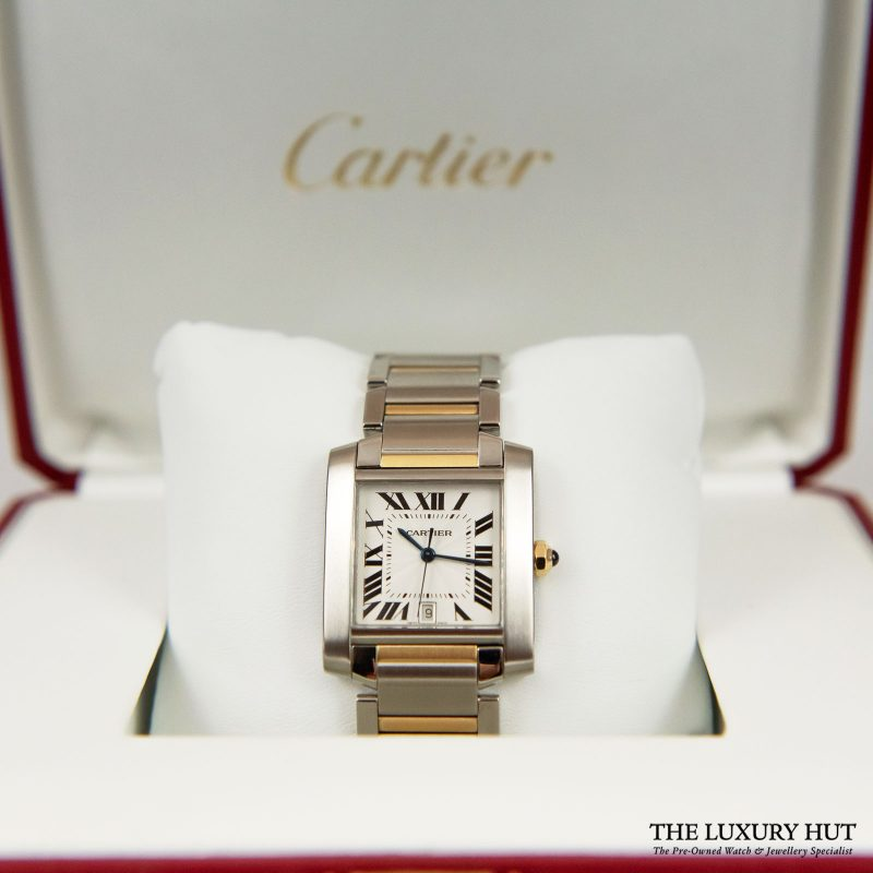 Buy Cartier Tank Francaise Watch Ref: 2302