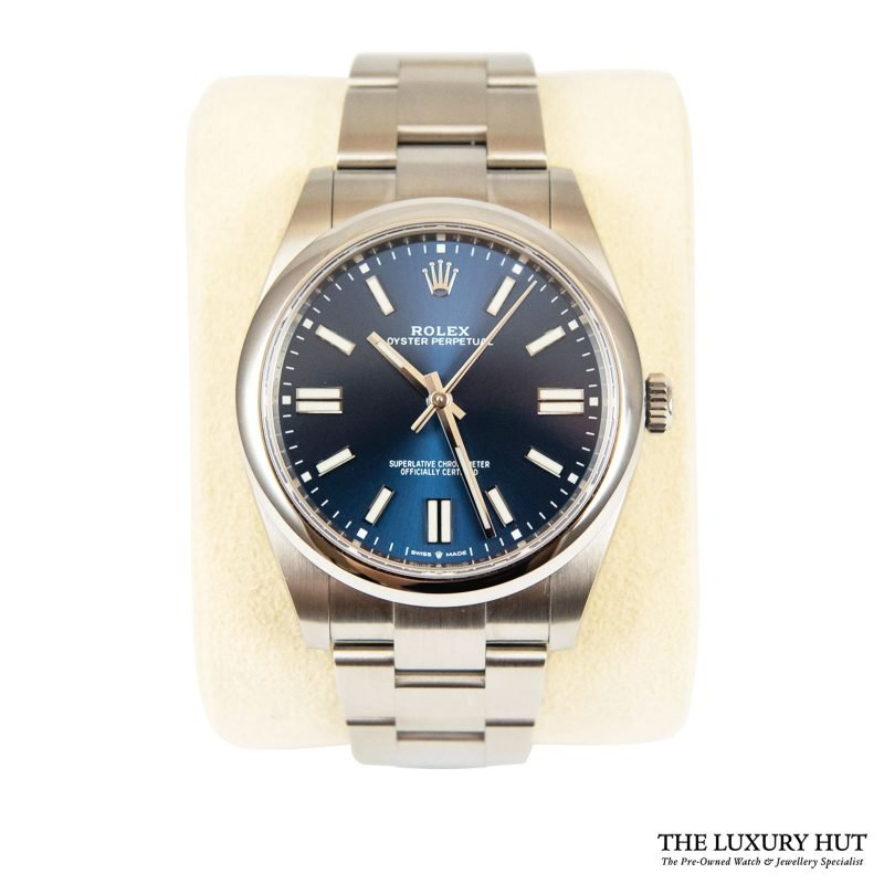 Buy Rolex Oyster Perpetual Watch Ref: 124300