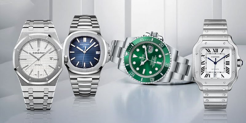 buy preowned watches