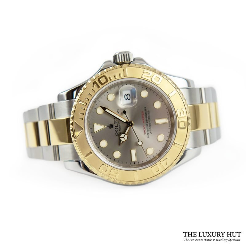 Rolex Yacht-Master Slate Dial Ref: 16623