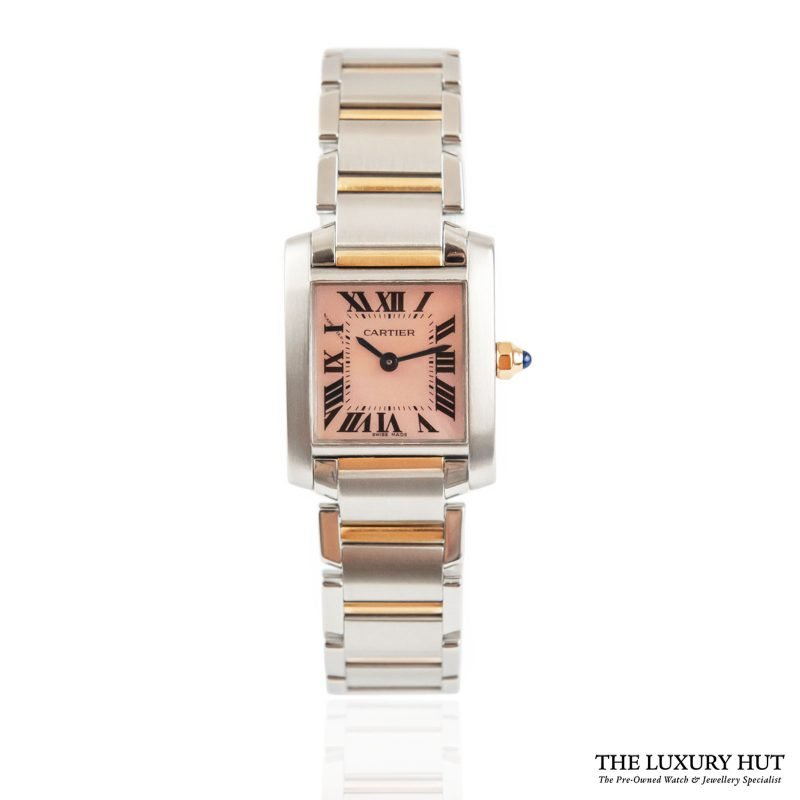 Buy Cartier Tank Francaise Watch Ref: 2384