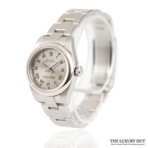 Buy Rolex Oyster Perpetual Watch Ref: 176200