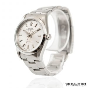 Rolex Oyster Perpetual Air-King Ref: 14000M