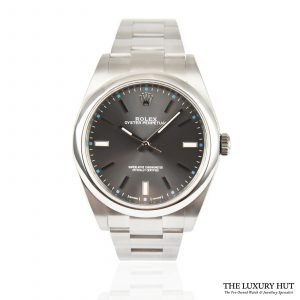 Buy Rolex Oyster Perpetual Watch Ref: 114300