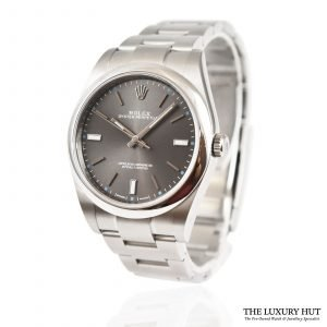 Buy Rolex Oyster Perpetual Ref: 114300